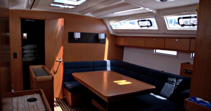 Bavaria Cruiser 46 between personal and professional Préveza