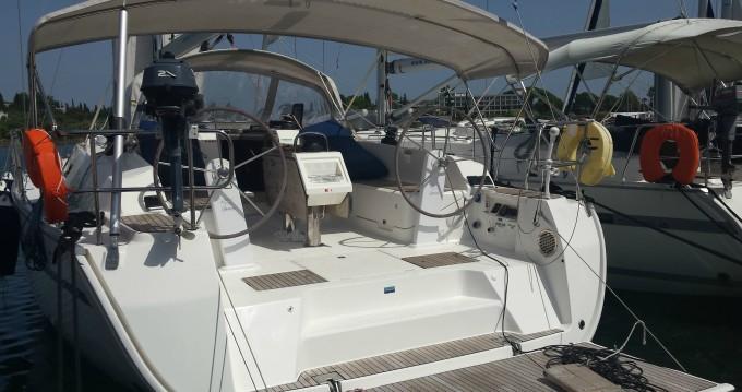 Rental Sailboat in Gouvia - Bavaria Cruiser 46