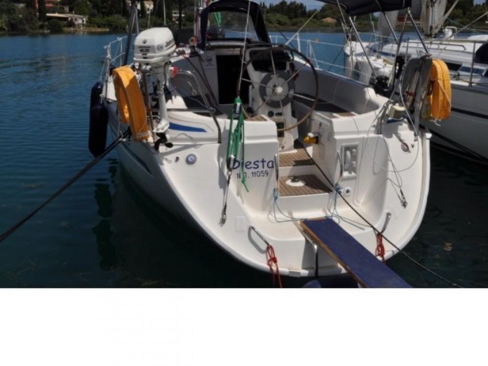 Boat rental Marina Gouvia cheap Bavaria 34