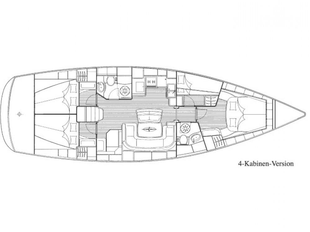 Rental Sailboat in Kontokali - Bavaria Bavaria 46 Cruiser