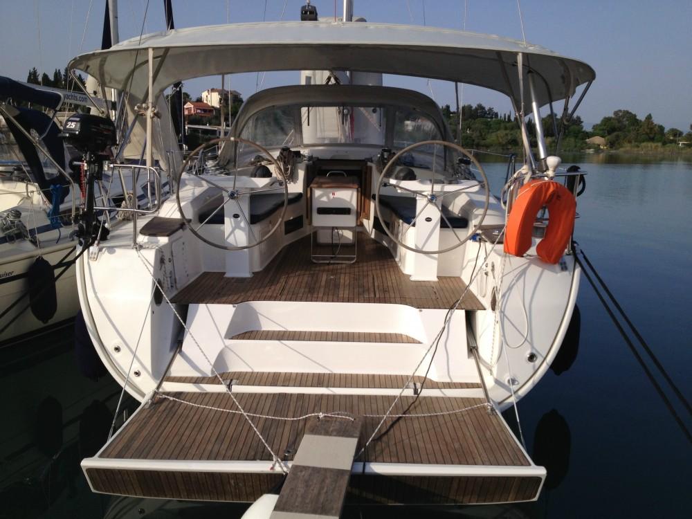 Rental yacht Kontokali - Bavaria Bavaria Cruiser 45 on SamBoat