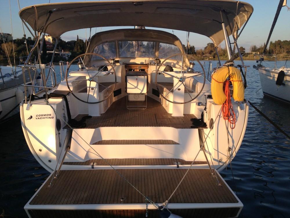 Boat rental Kontokali cheap Bavaria Cruiser 45