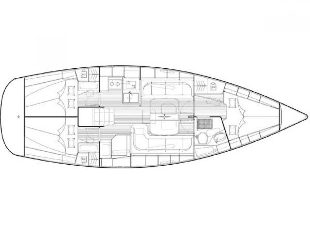 Rental Sailboat in Kos - Bavaria Bavaria 38 Cruiser