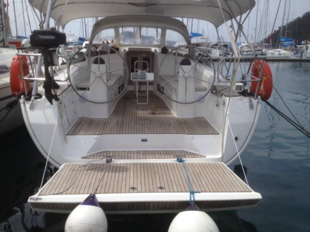 Bavaria Bavaria Cruiser 40 between personal and professional Sami