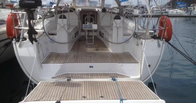Rental Sailboat in Sami - Bavaria Cruiser 40