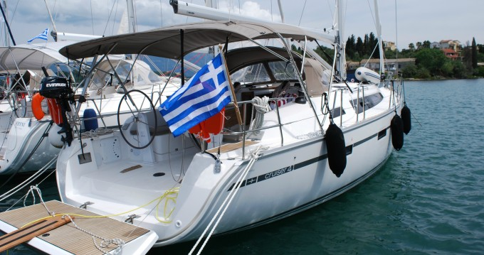 Boat rental Bavaria Cruiser 41 in Gouvia on Samboat