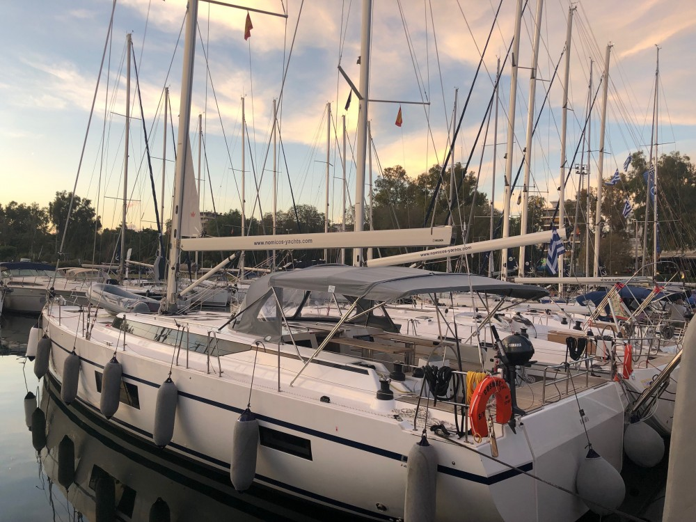 Boat rental Alimos Marina cheap Bavaria C57