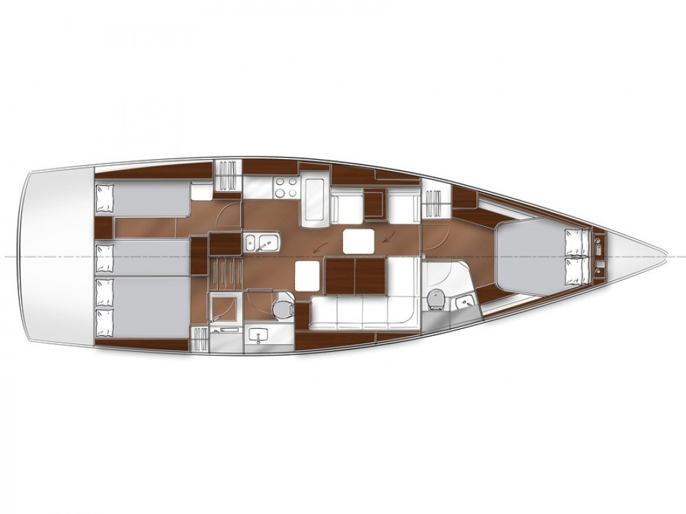 Bavaria Bavaria Vision 46 Owner's Version between personal and professional Preveza