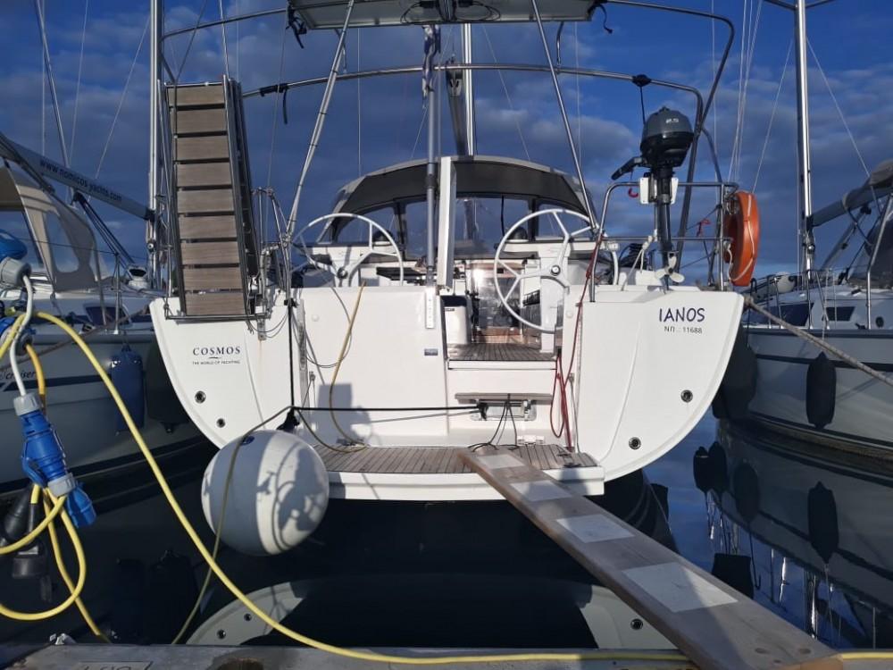 Boat rental Preveza cheap Bavaria Vision 46 Owner's Version