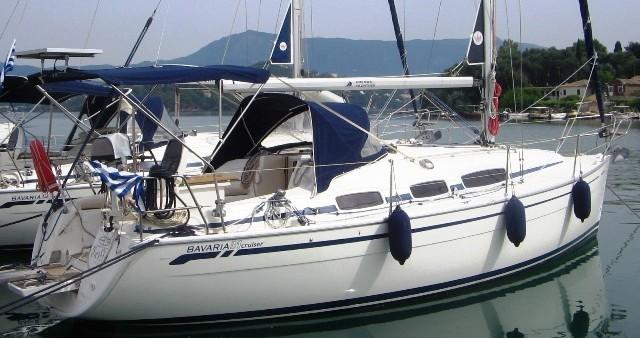 Rental yacht Gouvia - Bavaria Bavaria 31 Cruiser on SamBoat