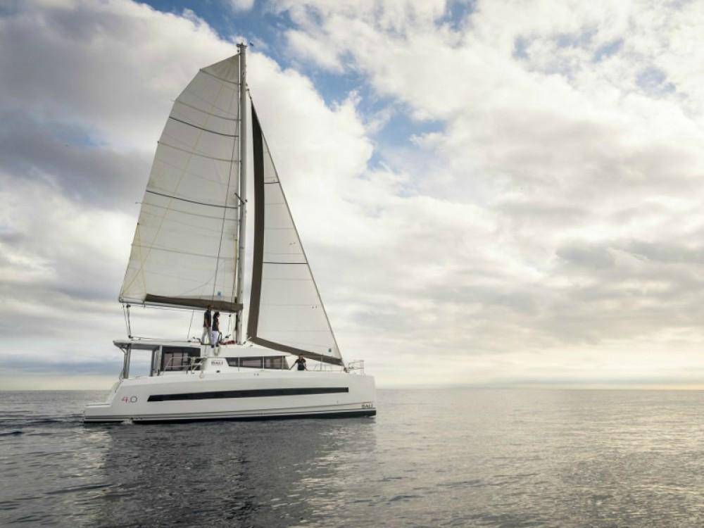 Rental Catamaran in Arona - Bali Bali 4.0..