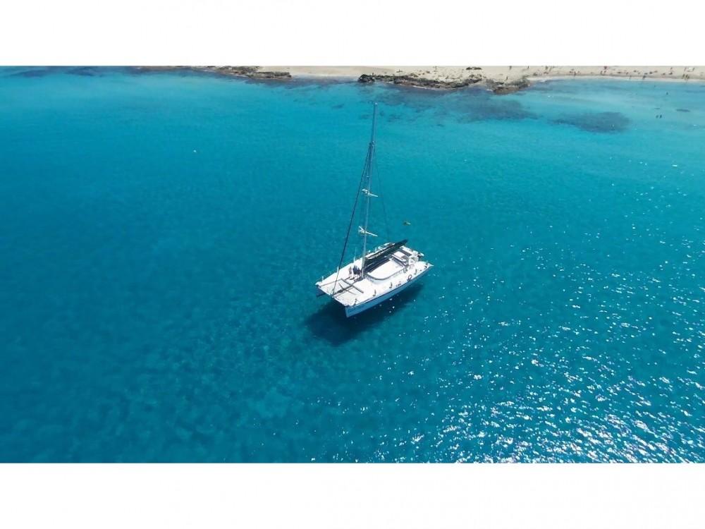 Rental yacht Sant Antoni de Portmany - Fountaine Pajot Marquises 56 on SamBoat