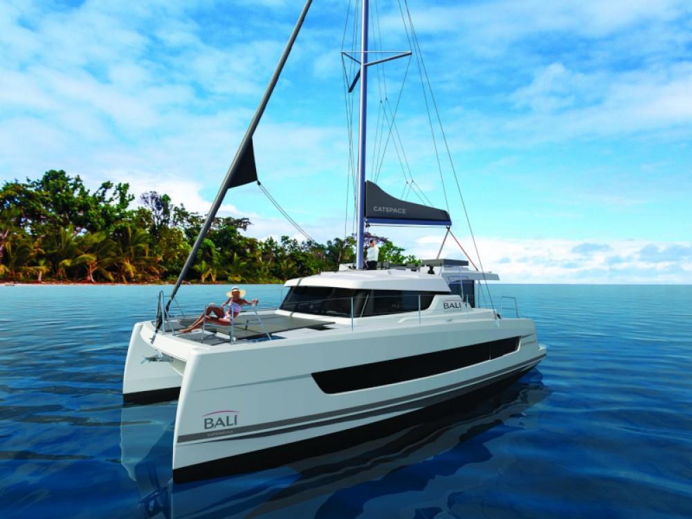 Rental yacht  - Bali Bali Catspace on SamBoat