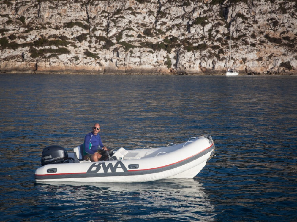 Boat rental Gavà cheap Victoria 67