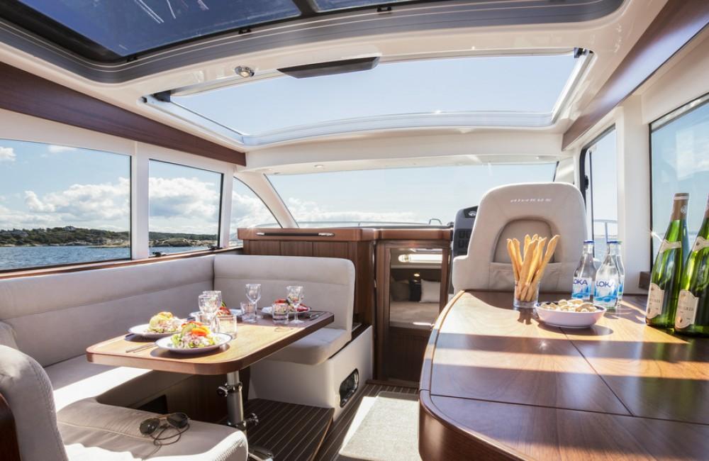Rental yacht Marina Pirovac - Nimbus Nimbus 365 Coupé on SamBoat
