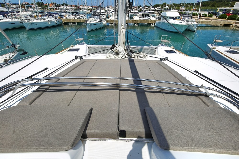 Hire Catamaran with or without skipper Lagoon Marina Pirovac