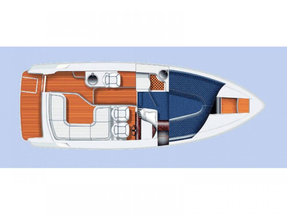 Boat rental  Aquador 28 HT in  on Samboat