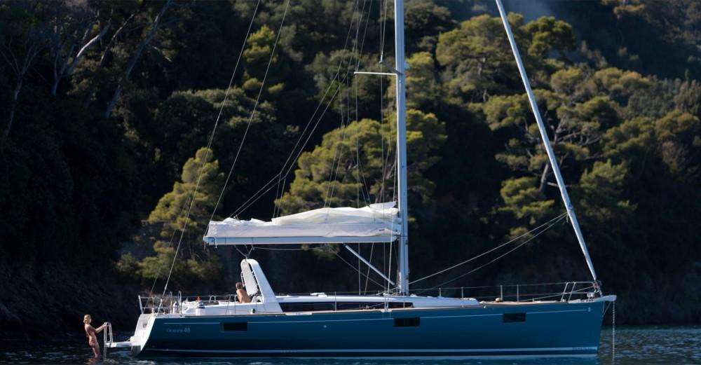 Rental yacht Marina Kaštela - Bénéteau Oceanis 48 on SamBoat