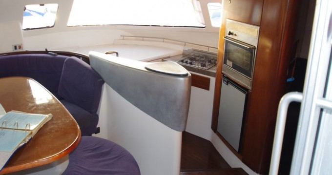 Rental Catamaran in Cienfuegos - Fountaine Pajot Bahia 46