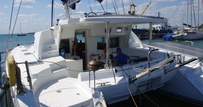 Rent a Lagoon Lagoon 440 Cienfuegos