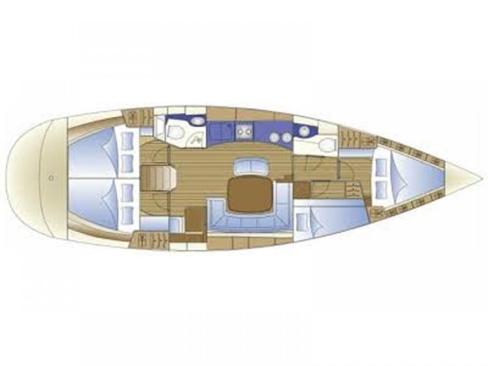 Rental yacht Marina Pirovac - Bavaria Bavaria 44 on SamBoat
