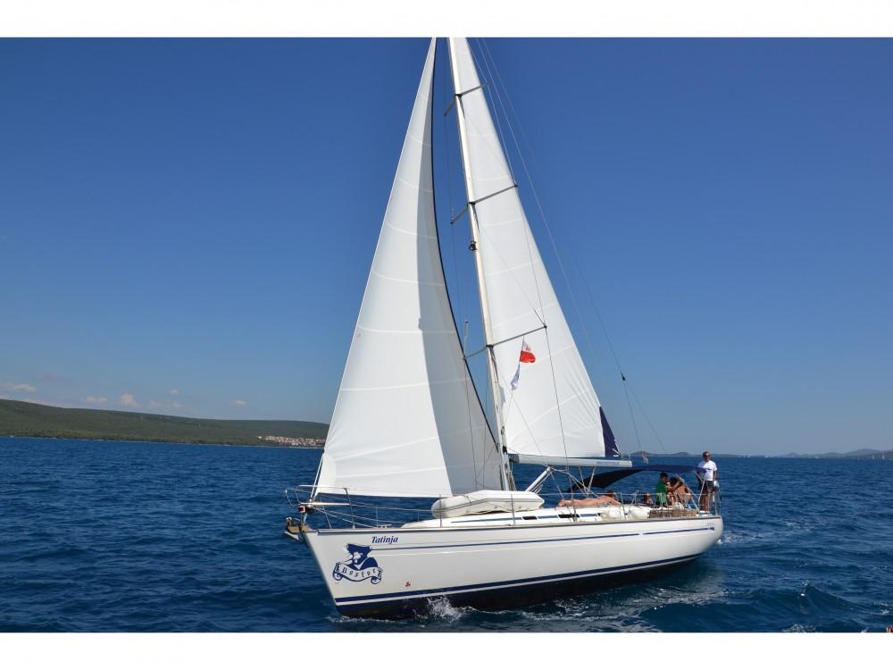Boat rental Marina Pirovac cheap Bavaria 44
