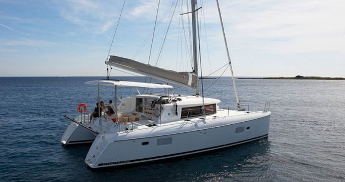 Hire Catamaran with or without skipper Lagoon Cienfuegos
