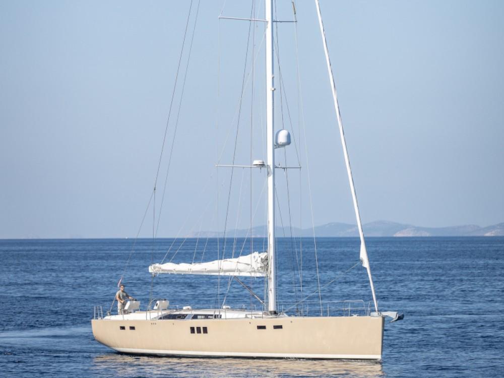 Rental yacht Rogoznica - Hanse Hanse 630 on SamBoat