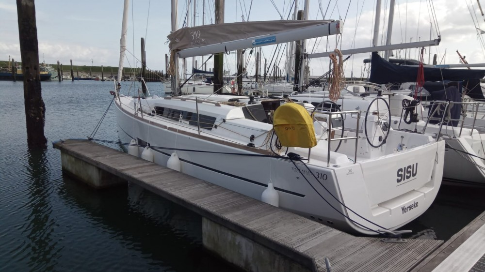Hire Sailboat with or without skipper Dufour Reimerswaal