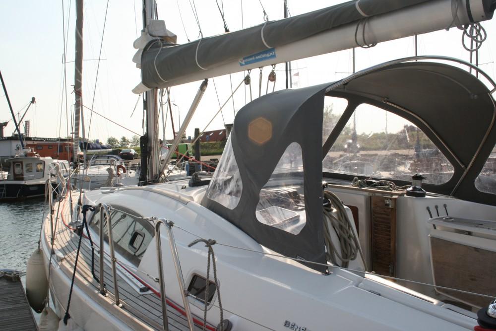 Boat rental Yerseke cheap Oceanis 40
