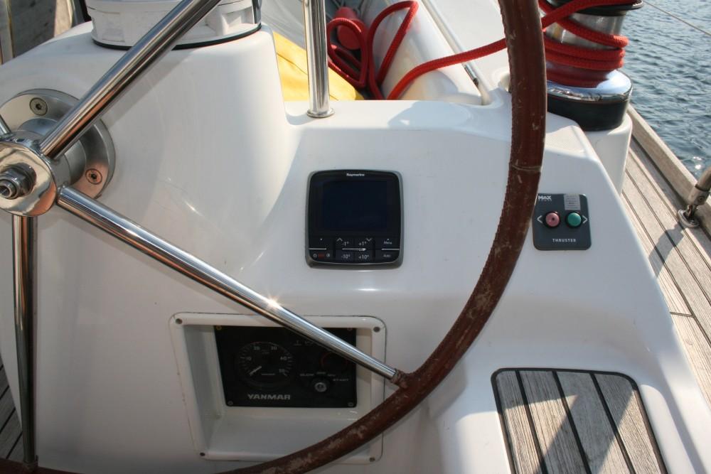Rental Sailboat in Yerseke - Bénéteau Oceanis 40