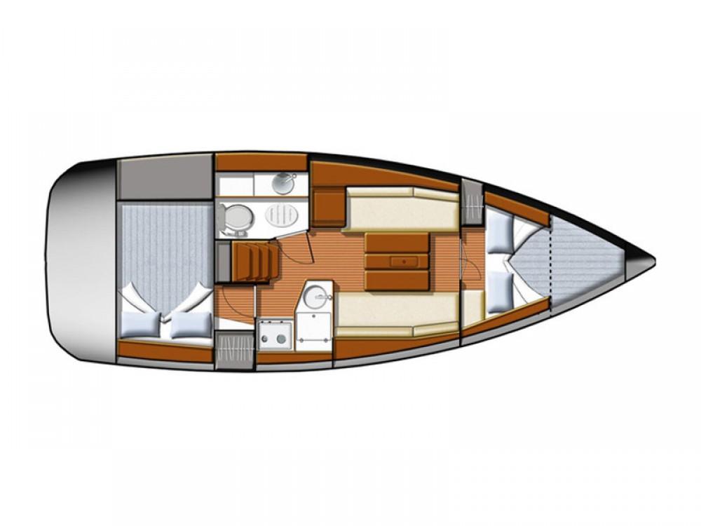 Rental Sailboat in Reimerswaal - Jeanneau Sun Odyssey 30 i