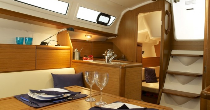 Jeanneau Sun Odyssey 30 i between personal and professional Yerseke