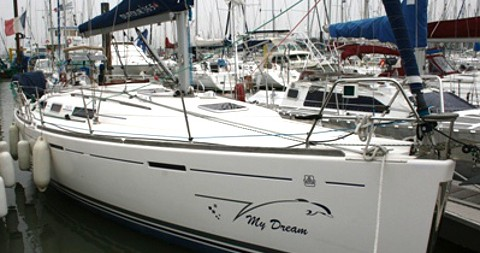 Rent a Dufour Dufour 365 Grand Large Yerseke
