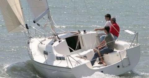 Boat rental Yerseke cheap Sun 2500