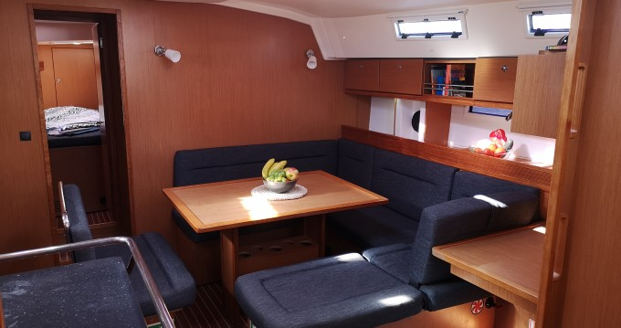 Bavaria Cruiser 45 between personal and professional Palma de Mallorca