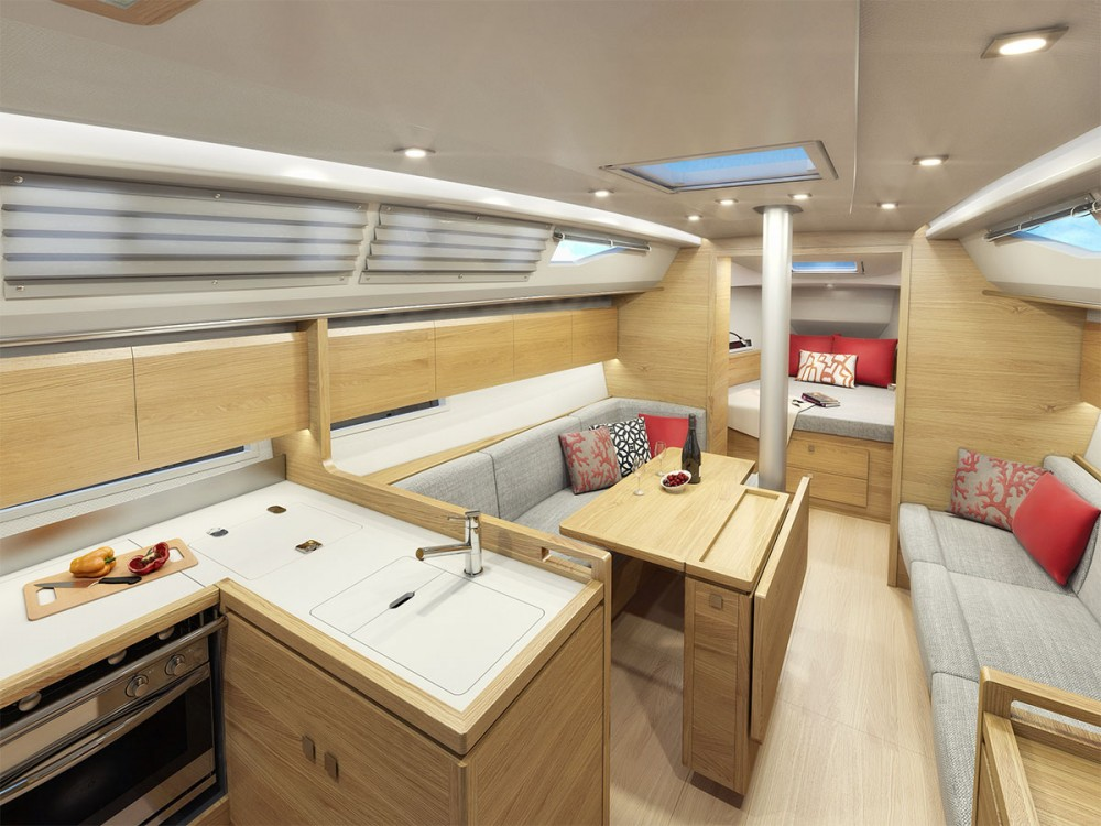 Salona Salona 380 Performance between personal and professional Palma