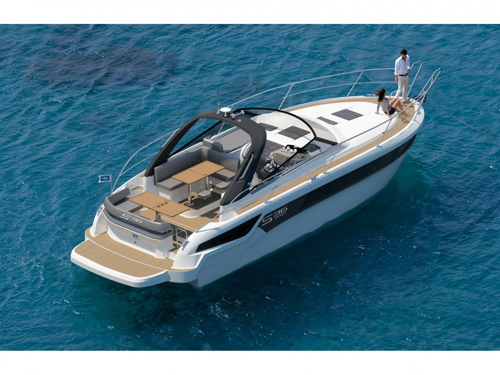 Bavaria Bavaria S36 Open between personal and professional Palma