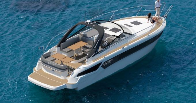 Boat rental Palma de Mallorca cheap Bavaria S36 Open