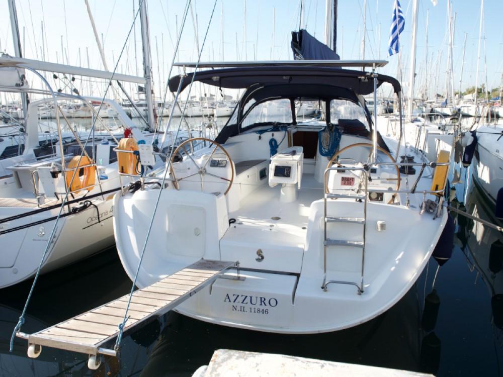 Boat rental Bénéteau Cyclades 50.5 in Rhodes on Samboat