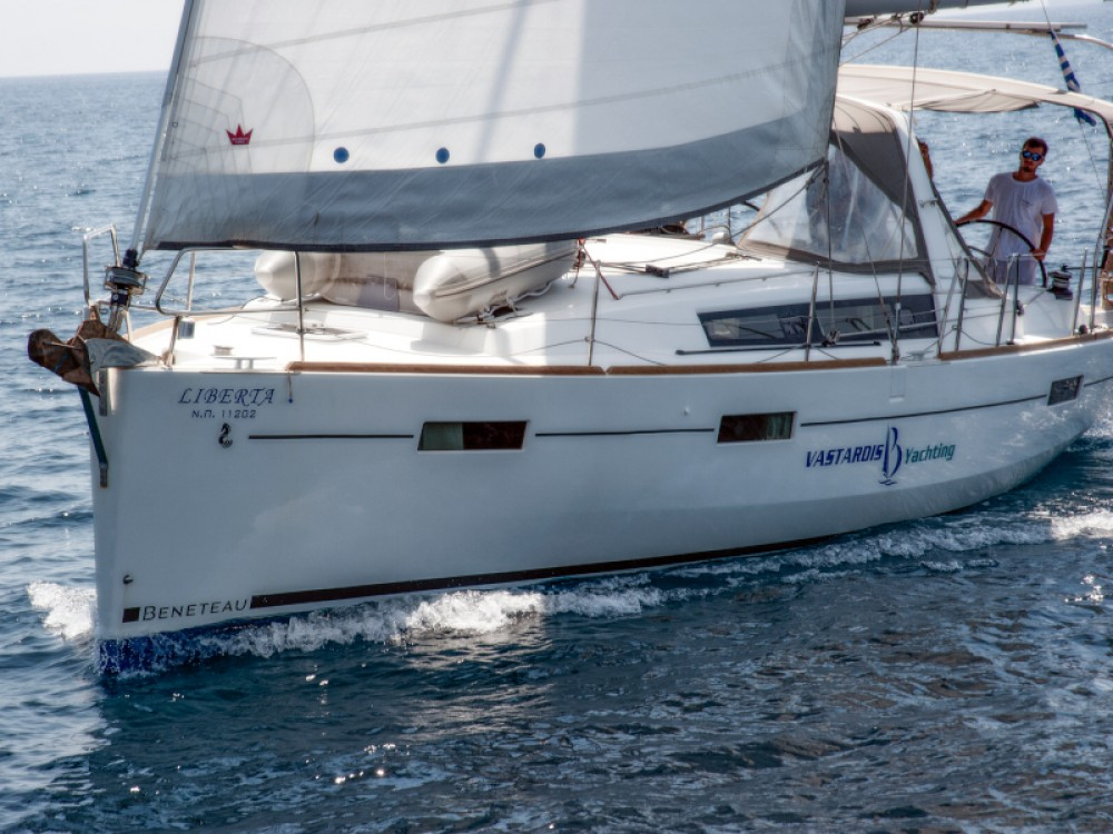 Bénéteau Oceanis 41 between personal and professional Μύκονος