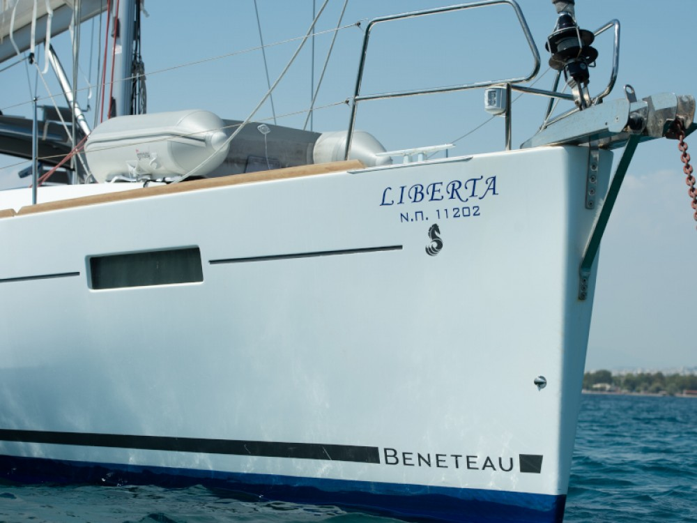 Hire Sailboat with or without skipper Bénéteau Μύκονος