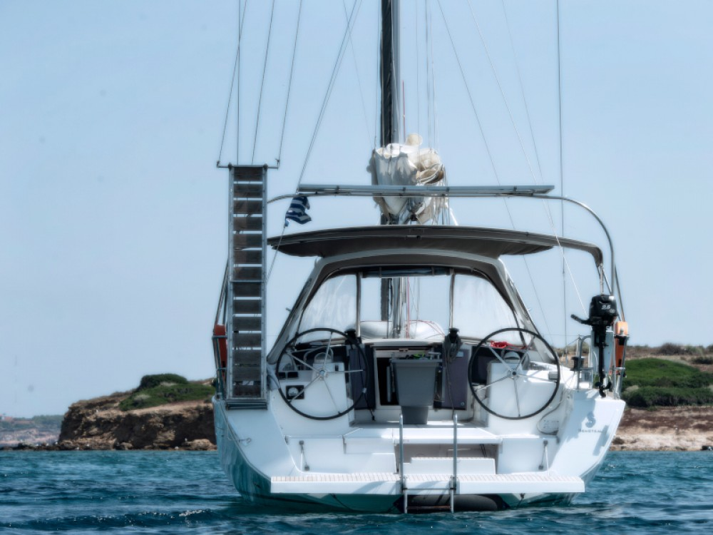 Rental Sailboat in Μύκονος - Bénéteau Oceanis 41