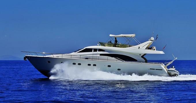 Rental Yacht in Alimos - Ferretti Ferretti 680