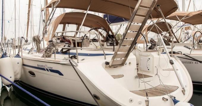 Bavaria Bavaria 50 Cruiser between personal and professional Athens