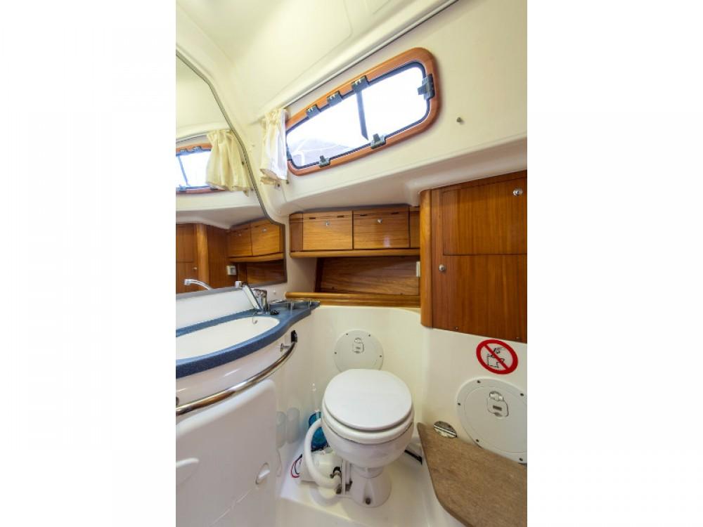 Bavaria Bavaria 50 Cruiser between personal and professional Alimos Marina