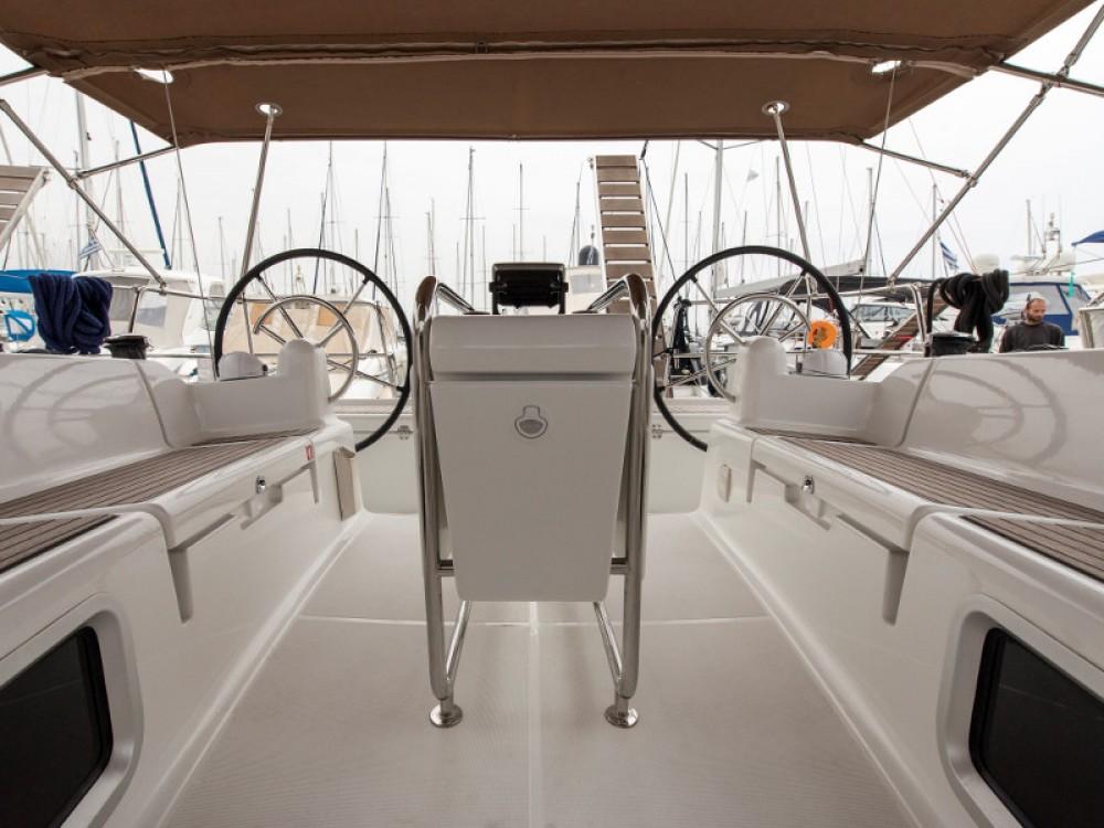Boat rental Alimos Marina cheap Sun Odyssey 439
