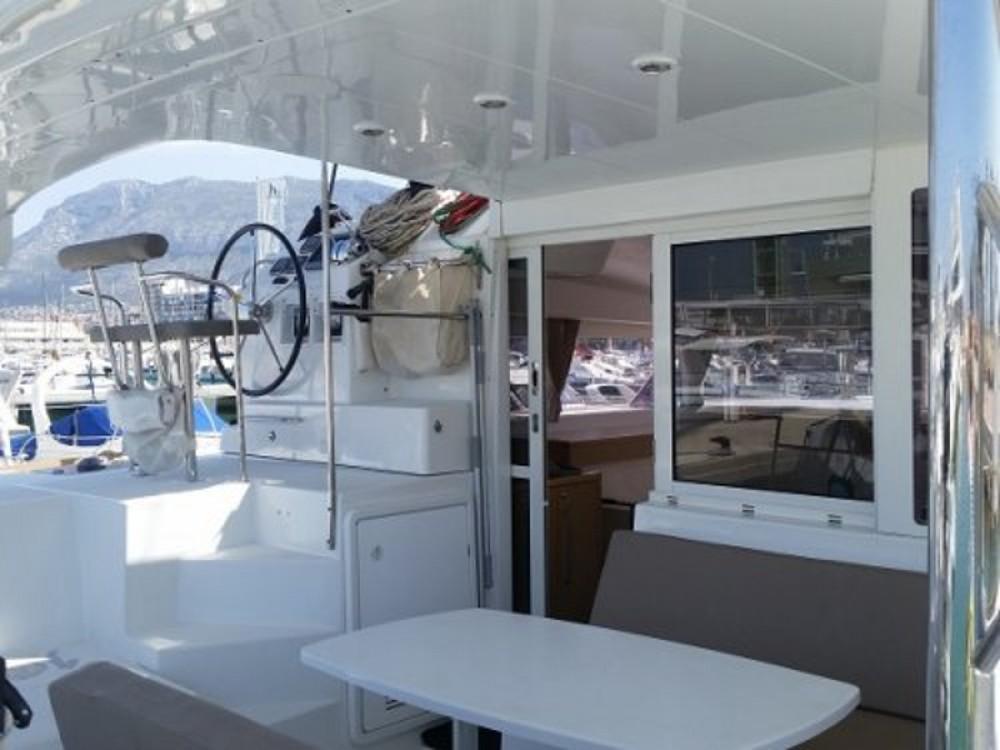 Boat rental Sant Antoni de Portmany cheap Lagoon 400 S2