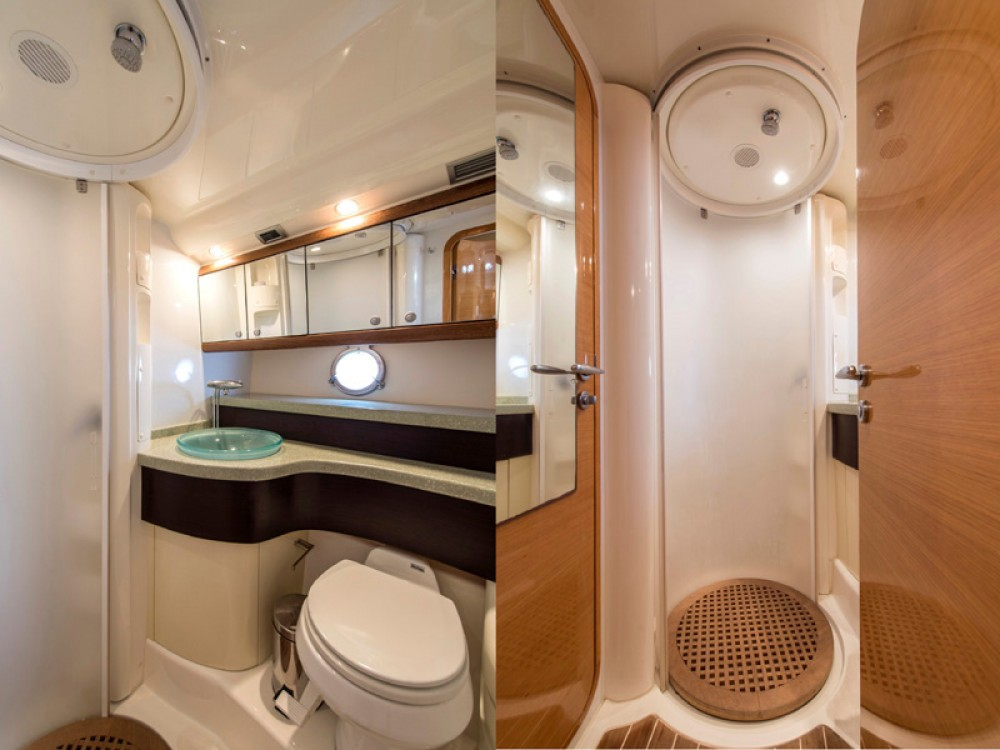 Boat rental Álimos cheap Cranchi Atlantique 50