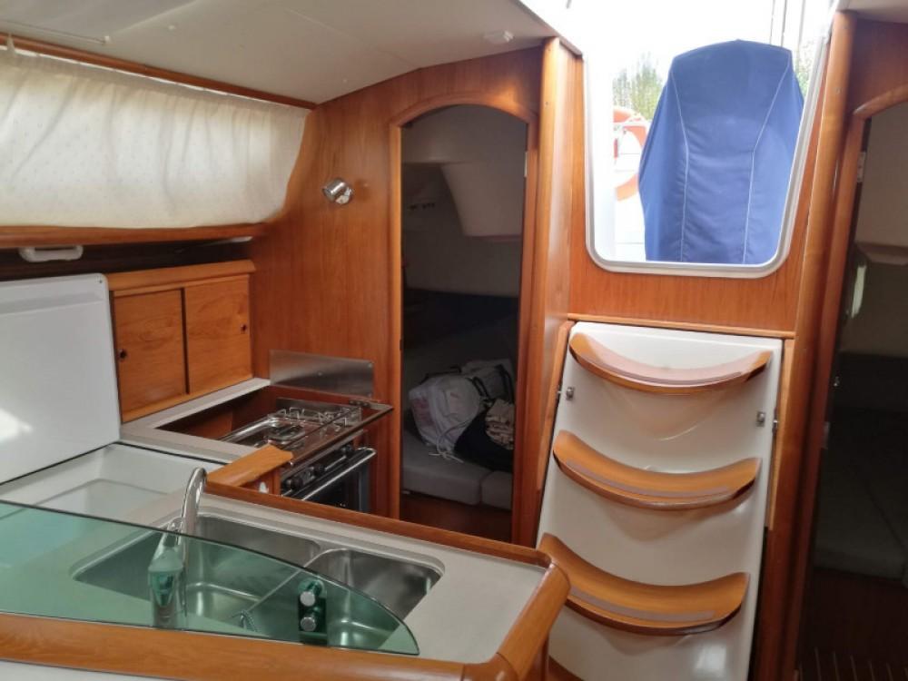 Rental Sailboat in Caorle - Jeanneau Sun Odyssey 35